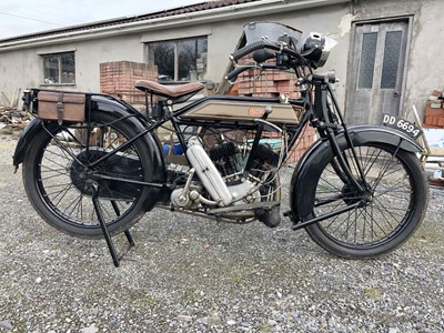 Lot 44-1925 James Model 10