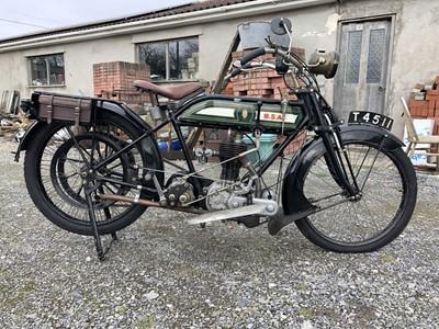 Lot 45-1913 BSA Model C