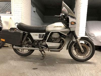Lot 10-1981 Moto Guzzi 1000 SP Spada
