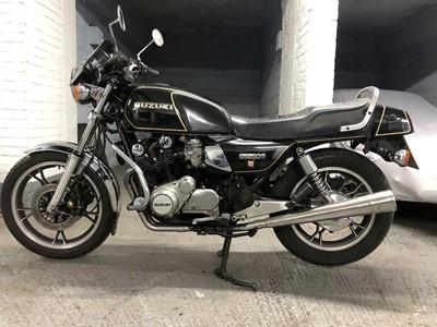 Lot 11-1985 Suzuki GS850G