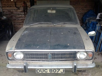 Lot 30 - 1970 Ford Cortina MKII Super
