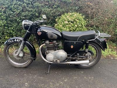 Lot 88-1960 Matchless G12