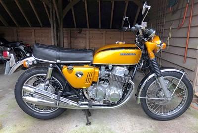 Lot 14-1970 Honda CB750 K0