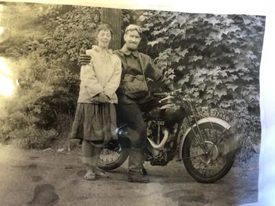 Lot 82-1937 Rudge Special
