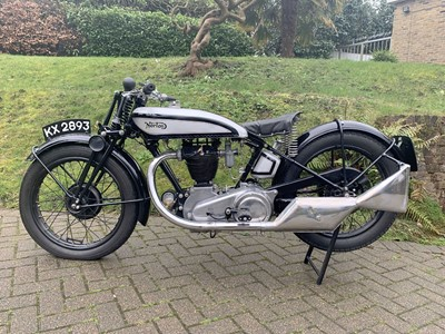 Lot -1929 Norton Model 18