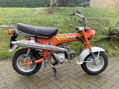 Lot -1978 Honda ST70 Dax