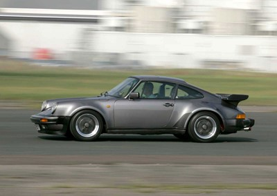 Lot 44 - 1985 Porsche 911 Turbo