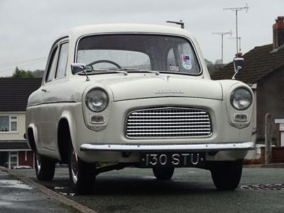 Lot 1 - 1961 Ford Popular