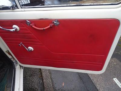 Lot -1961 Ford Popular