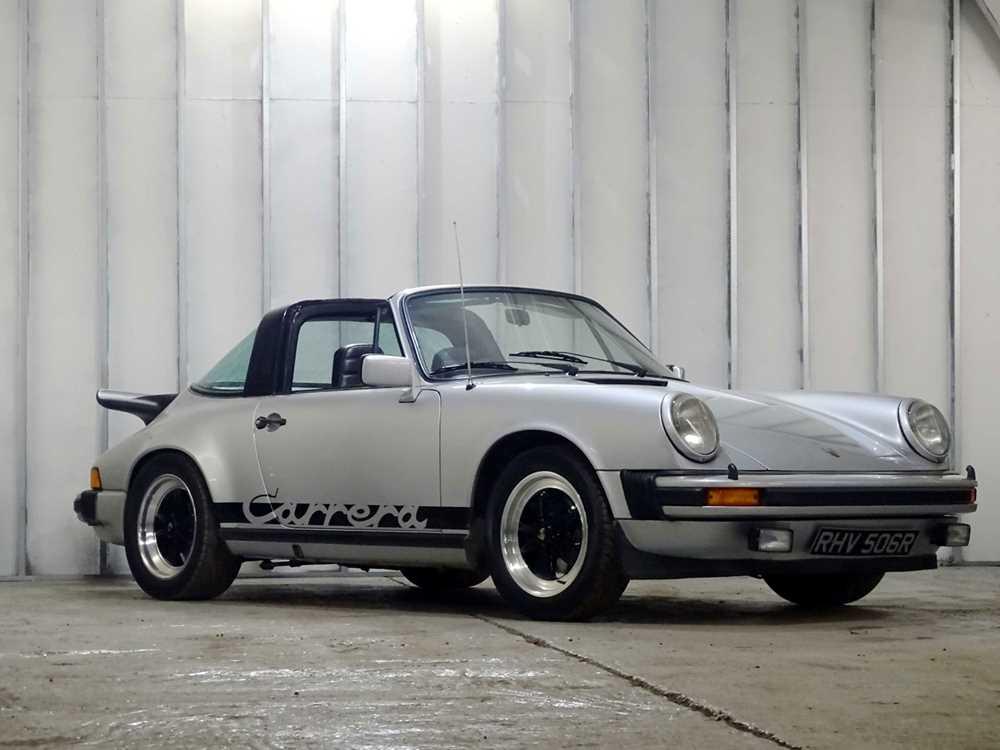 Lot 72-1977 Porsche 911 Carrera 3.0