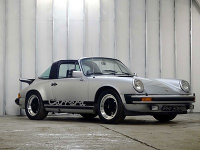 Lot 72-1977 Porsche 911 Carrera 3.0