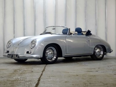 Lot 21-1970 Chesil 356 Speedster