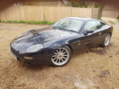 Lot 4-1997 Aston Martin DB7