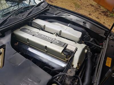 Lot 4-1997 Aston Martin DB7