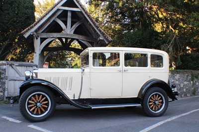 Lot 22-1928 Dodge Brothers Victory Six Sedan