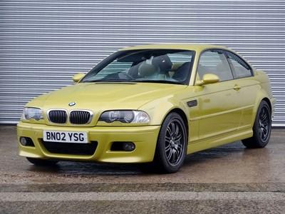 Lot -2002 BMW M3