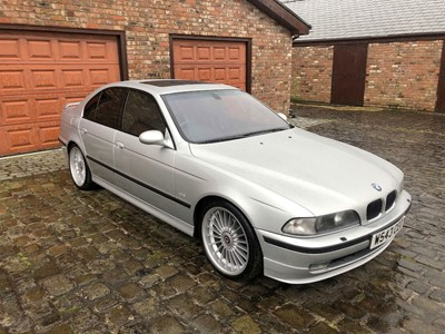 Lot 46 - 2000 BMW Alpina B10 4.6