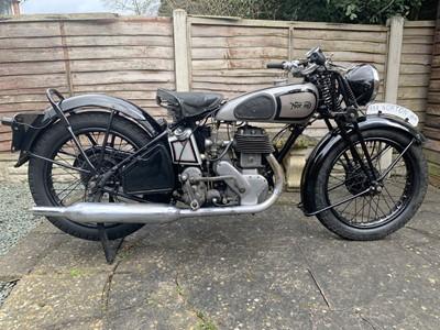 Lot -1938 Norton Model 16H