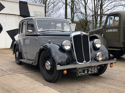 Lot 36 - 1935 Morris 10/4 Saloon