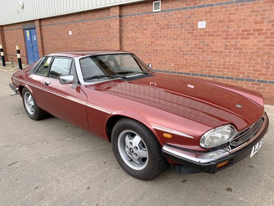 Lot 80-1982 Jaguar XJ-S 5.3 HE