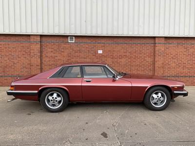 Lot 80-1982 Jaguar XJ-S 5.3 HE