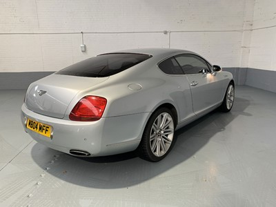 Lot 31-2004 Bentley Continental GT