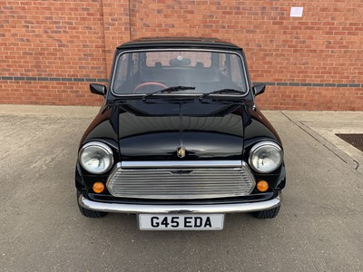 Lot 57-1989 Austin Mini Thirty