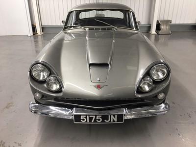 Lot 92-1963 Jensen CV8 MKII