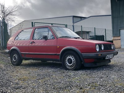 Lot 26 - 1987 Volkswagen Golf GTi