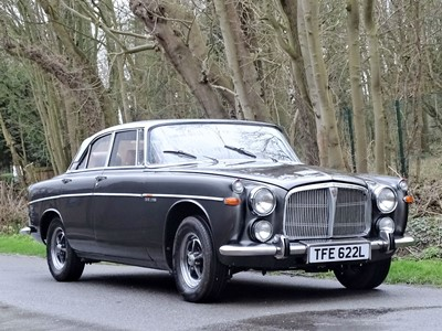 Lot 78-1973 Rover P5B 3.5 Litre Coupe