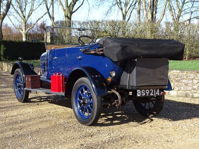 Lot 18-1926 Morris Cowley 'Bullnose' Tourer