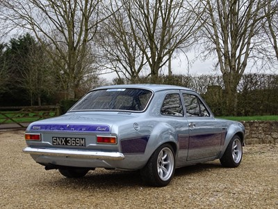 Lot 51-1974 Ford Escort RS 2000