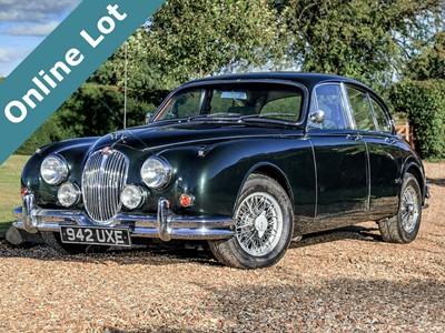 Lot 64 - 1960 Jaguar MK II