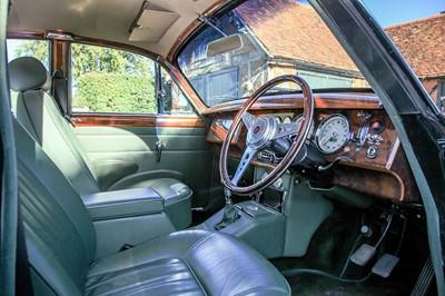 Lot 64-1960 Jaguar MK II