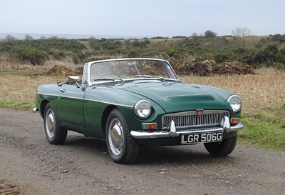 Lot 40 - 1969 MG C Roadster