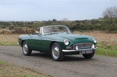 Lot -1969 MG C Roadster