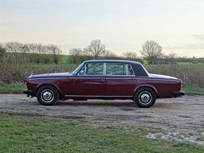 Lot 65-1980 Rolls-Royce Silver Wraith II