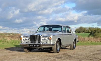 Lot 99-1975 Bentley T-Series