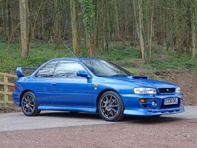 Lot 114-2000 Subaru Impreza P1