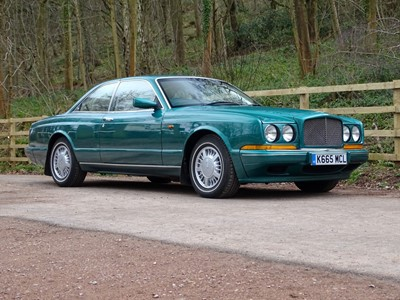Lot 25-1993 Bentley Continental R