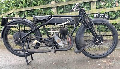Lot -1926 Sunbeam Model 1
