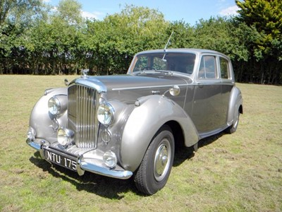 Lot 96-1951 Bentley MK VI Saloon