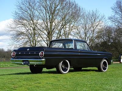 Lot 20 - 1965 Ford Falcon Ranchero Pickup