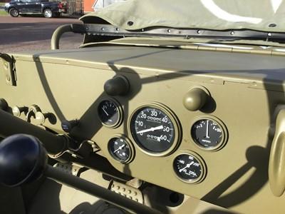 Lot 81-1942 Ford GPW Jeep