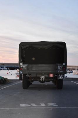 Lot 38-1943 Dodge WC63 6x6