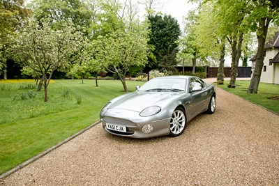 Lot 98-2001 Aston Martin DB7 Vantage