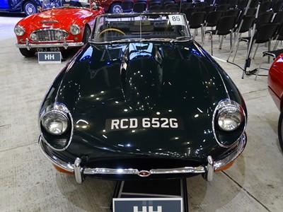Lot 85-1969 Jaguar E-Type 4.2 Roadster