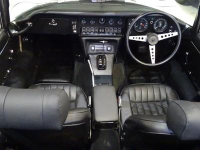 Lot 24-1973 Jaguar E-Type V12 Roadster