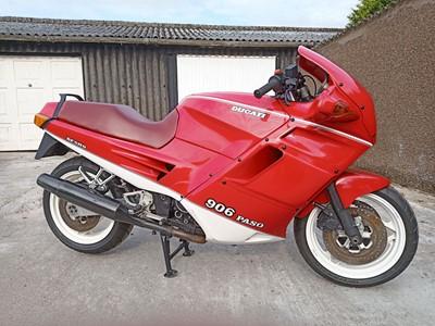 Lot -1990 Ducati 906 Paso