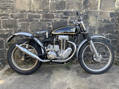 Lot -1959 AJS 16C